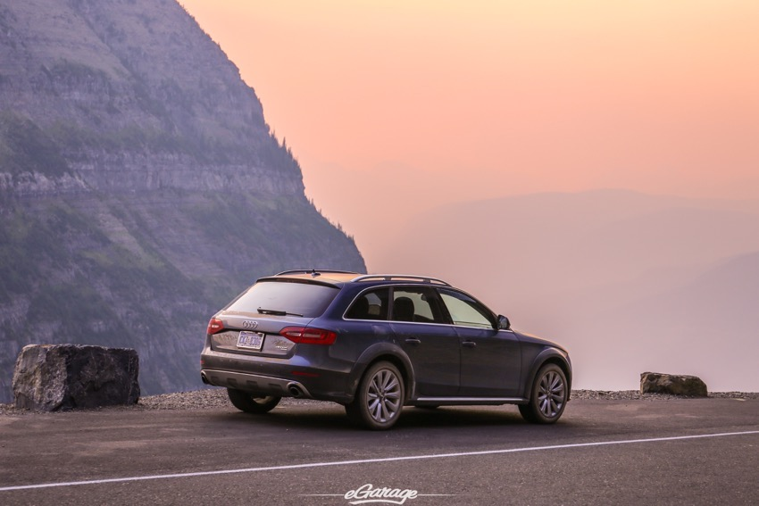 Going to the Sun Audi Allroad