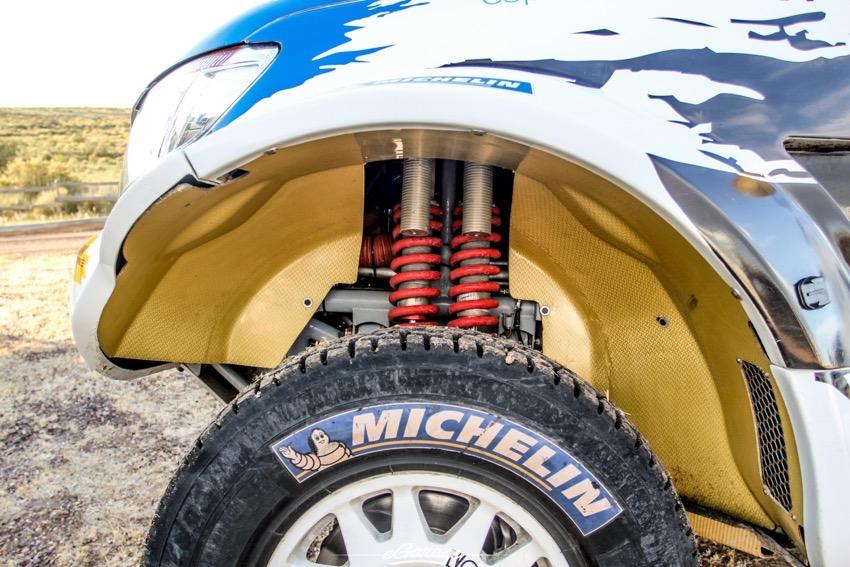 Ford Ranger Dakar Rally