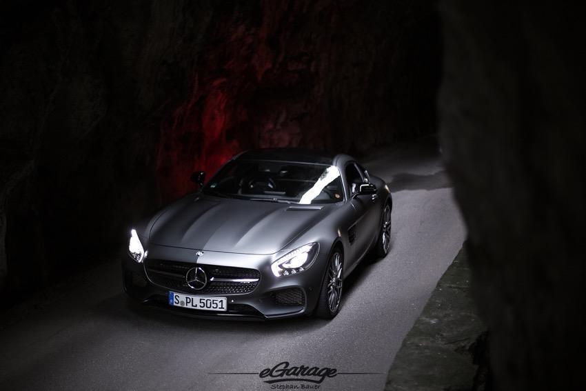 Mercedes-Benz AMG GT-S
