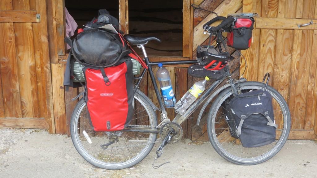 Patagonia touring bike