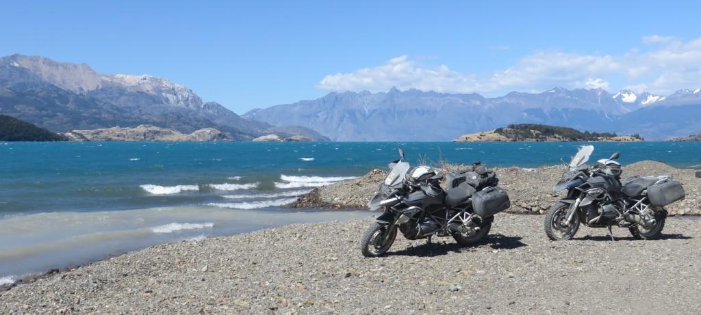 1200gs pair patagonia glacier