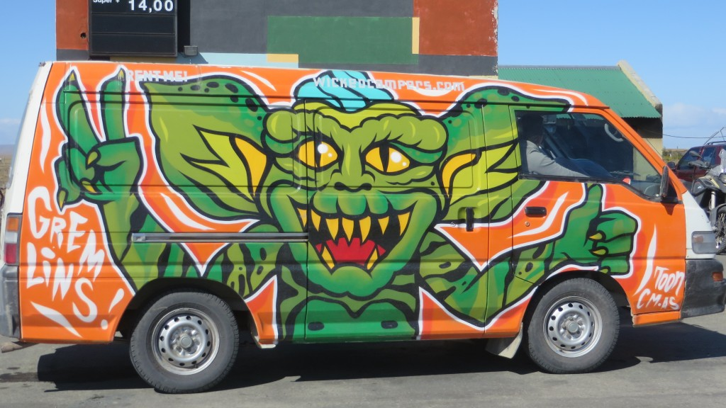 Gremlins wicked camper