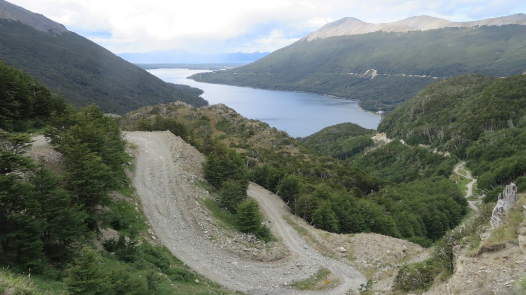 Garibaldi Pass Ushuaia