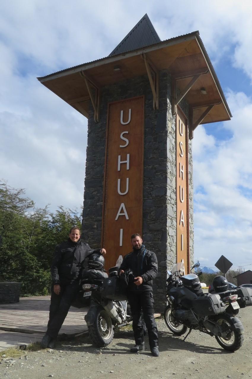 Ushuaia Arrival