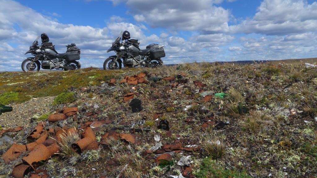 two bikes ushuaia