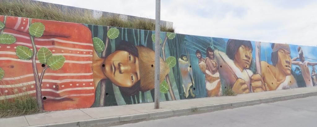 Patagonia Mural