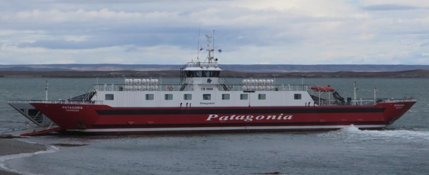 Ushuaia Ferry Patagonia