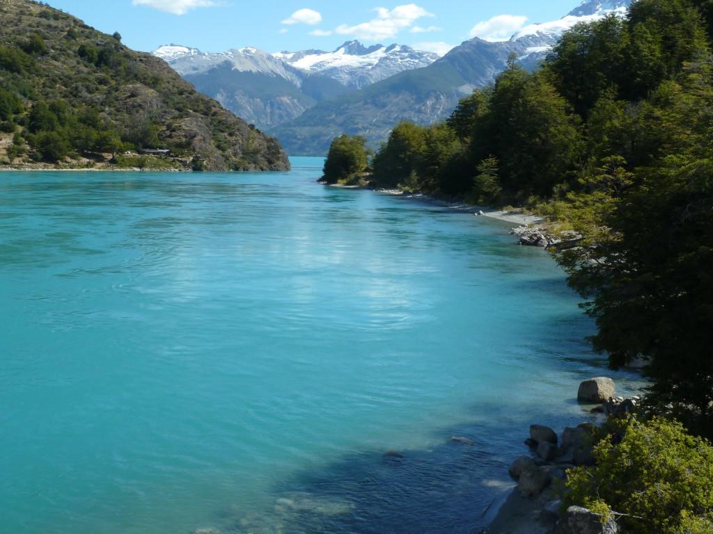 glacier lake ushuaia
